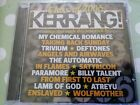 Kerrang! Class Of 2006 CD. New sealed. Heavy metal MCR, Lamb of god, Trivium