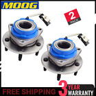 Moog 2 Front Wheel Bearings for Pontiac Grand Prix Buick Regal Cadillac Deville