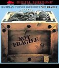 Bachman Turner Overdrive - Not Fragile - Dvd Audio - Brand New & Sealed-RARE OOP