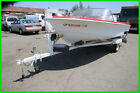 C Cutter 15 Runabout Boat and Tow Trailer NO RESERVE