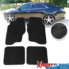 Fits Chevy Malibu Floor Mats Carpet Front Rear Full Set With Optional Colors