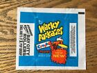 Topps Wacky Packages Stickers Wrapper 15th Series Great Shape