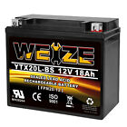 YTX20L BS High Performance Maintenance Free Sealed AGM Battery For Motorcycle