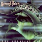 The American Way by Sacred Reich - Rare Metal CD - FREE SHIPPING