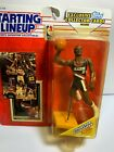 Clyde Drexler 1993 Portland Trailblazers Starting Lineup Action Figure + Cards