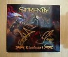 Serenity - Lionheart Digipak CD - Signed