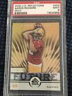 BGS 9.5 AARON RODGERS 2005 UD REFLECTIONS GOLD RC 15 50 PSA 9 MINT