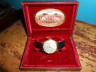 VINTAGE LONGINES ROSE GOLD 1960's DRESS WATCH 281 CALIBER 17J MVT ORIG BOX INCL.