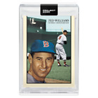 20 Greatest Ted Williams Cards of All-Time 43