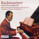 John Lill : Rachmaninov Piano Music CD Highly Rated eBay Seller Great Prices
