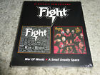 FIGHT/'WAR OF WORDS' & A SMALL DEADLY SPACE' *NW/SLD 2019 UK REMASTER 2 CD SET*