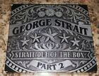 George Strait - Strait Out Of The Box  - Part 2 - 3 Cd Set