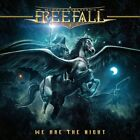 MAGNUS KARLSSON'S FREE FALL - WE ARE THE NIGHT CD ALBUM NEW PHD (12TH JUNE)
