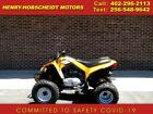 Yellow 2016 Can Am 250 Automatic 1 Owner Excellent Condition