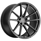 4 TSW Bathurst 21x9 5x112 +37mm Gunmetal Wheels Rims