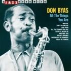 Byas, Don : All the Things You Are CD Highly Rated eBay Seller Great Prices