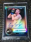 2019 Topps UFC Museum Collection MMA Cards 21