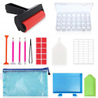 22 Pcs 5D Diamonds Painting Tools and Accessories Kits w Diamond Painting Roller