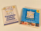 The Biggest Loser Complete Calorie Counter Book And Food Journal 2 Books