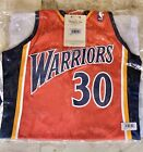Golden State Warriors Stephen Curry 2009-10 Rookie Alternate Authentic Jersey MN
