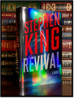 Revival SIGNED by STEPHEN KING Mint Hardback 1st Edition Print w CD Slipcase