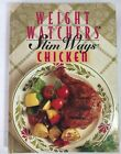 Weight Watchers Slim Ways Chicken 150 Recipes Spiral Binder Diet Loss Fitness
