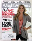 Weight Watchers Magazine November December 2011 64 Fast Holiday Recipes 101 Tips