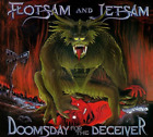 CD FLOTSAM AND JETSAM DOOMSDAY FOR THE DECEIVER BRAND NEW SEALED