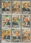 1956 Topps US Presidents Trading Cards 14
