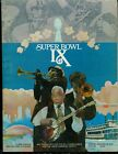 Ultimate Guide to Collecting Super Bowl Programs 96