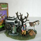 Lemax Spooky Town Gruesome Grave Digger Halloween Village Accent 53511 With Box