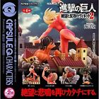 Capsule Q Characters march of giants and despair counteroffensive of Vignette...