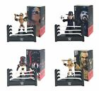 Loot Crate WWE Slam Stars Exclusive Collectors Figure & Accessory 4pk - Under...