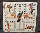 Vintage WAHOO Game Board Creative Ideas Inc Gatesville Texas Native Princess