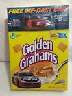 Cereal Box with NASCAR Die-Cast #9 Bill Elliott Car & #45 Kyle Petty Pictured