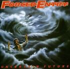 CD FORCED ENTRY UNCERTAIN FUTURE BRAND NEW SEALED
