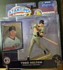 Todd Helton 2001 Starting Line Up 2 Free Shipping!