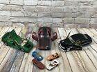 Lot of 8 Maisto Jada Die Cast cars corvette lambourghini vtg cab mercury