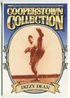 1995 Kenner Starting Lineup Cooperstown Collection Card Dizzy Dean StL Cardinals