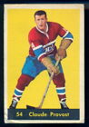 1960-61 Parkhurst Hockey Cards 11