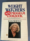 Vintage 1978 HC Weight Watchers New Program Cookbook by Jean Nidetch