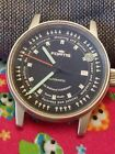 *RARE* Fortis Grenchen Automatic Mens Wristwatch Steel Ltd.. Edition Expo 2002