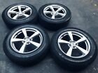 18 Inch OEM Volvo XC90 Wheels 2016 2020 Set of 4 Wheels and Newer Tires