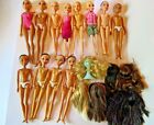 SPIN MASTER LIV MGA DOLL lot 13 wigs 14 115 2009 2010 articulated 7 wigs pose