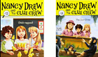 Nancy Drew and the Clue Crew Chick napped 13 The Zoo Crew 14 Two in one