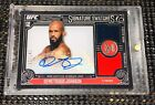 2016 Topps UFC Museum Collection Trading Cards 18