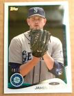 James Paxton 2014 Topps #123 CLEAR RC 10 Yankees Rare Non-Auto Rookie Acetate