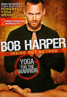 BOB HARPER INSIDE OUT METHOD YOGA FOR THE WARRIOR DVD