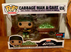 Cabbage Man & Cart NYCC 2019 EXCLUSIVE Avatar: The Last Airbender Funko Pop #656