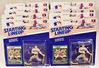 Lot of 8 1989 Starting lineup Matt Nokes Baseball figure Detroit Tigers